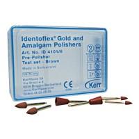 Kerr Identoflex Altın ve Amalgam Parlatma Lastiği