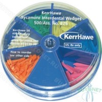 Kerr Sycamore Interdental Wedges