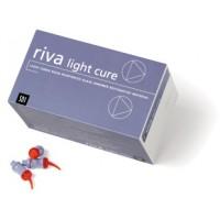 RIVA LIGHT CURE Cam İonomer Daimi Restoratif Kaide Simanı Işıkla Sertleşen