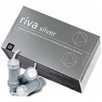 RIVA SILVER Gümüş ile Güçlendirilmiş Cam İonomer Restoratif Simanı